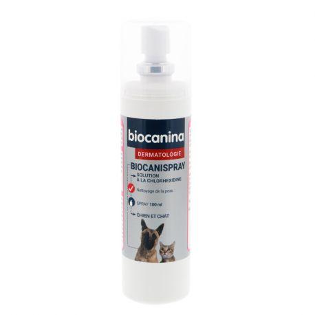 75ML Biocanispray Biocanina espuma protetora