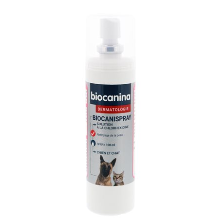 Biocanispray Biocanina Mousse Protectrice 75ML