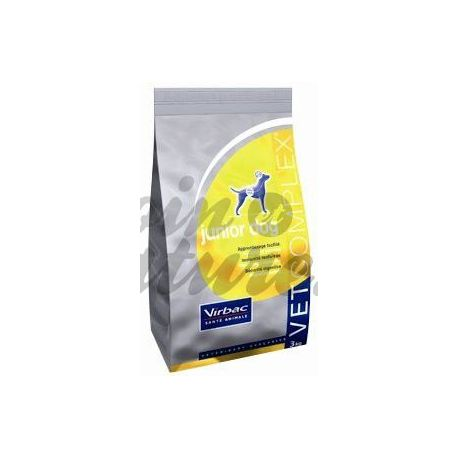 VIRBAC VET COMPLEX DOG JUNIOR sac 3 kg