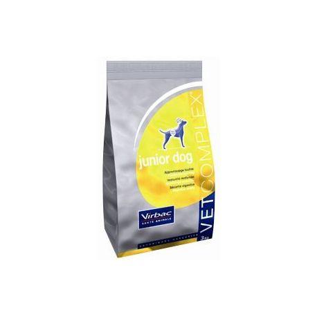 VIRBAC VET COMPLEX JUNIOR CÃO 3 kg saco