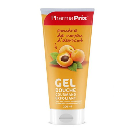 Pharmaprix SHOWER GEL 200 ML APRICOT