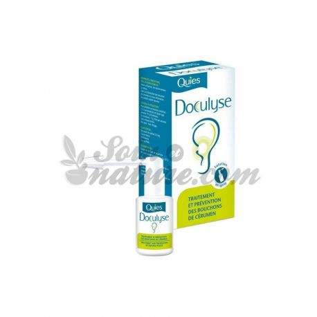 Orelha Doculyse Spray de orelha 30ml