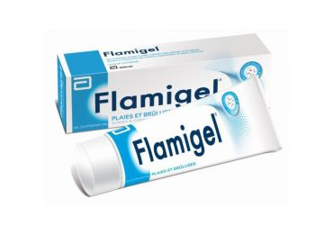 WOUNDS AND BURNS FLAMIGEL 50G/100G