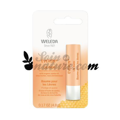 WELEDA Everon CARE LIP STOK 4.8g