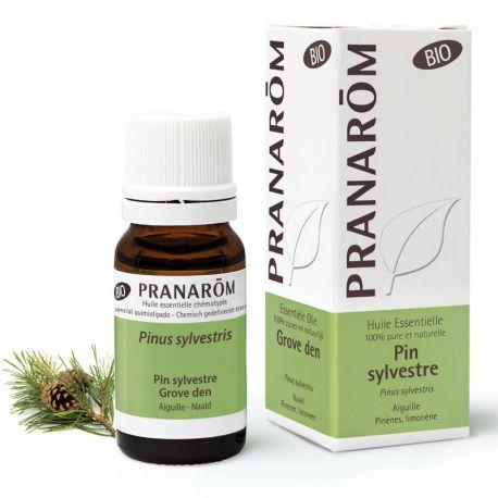 Huile essentielle BIO Pin sylvestre PRANAROM 10ml