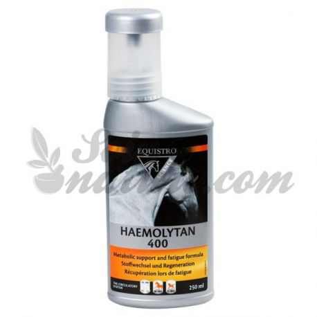 EQUISTRO HAEMOLYTAN-400 VETOQUINOL BOTTLE 250ML