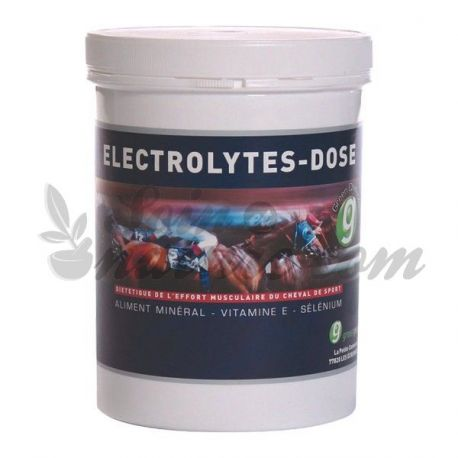 ELETRÓLITOS DOSE GREENPEX POT 1KG