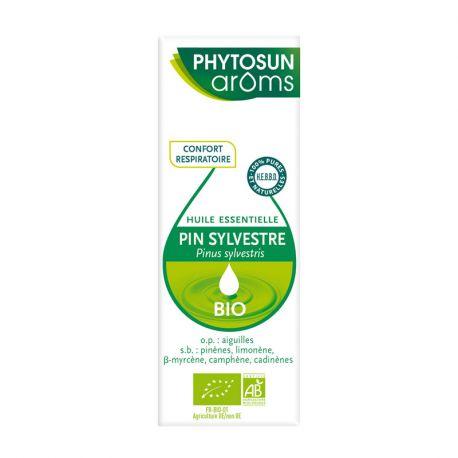 PHYTOSUN AROMS HUILE ESSENTIELLE Pin sylvestre PINUS SYLVESTRIS 5 ml