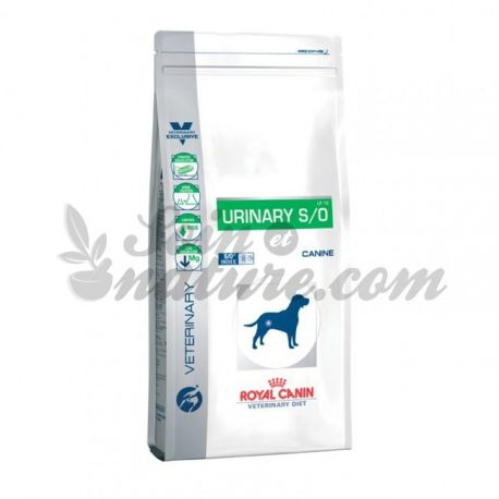 ROYAL CANIN URINARY S/O CHIEN 2 KG