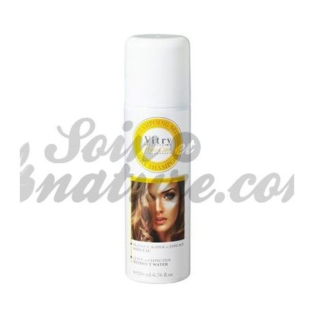 VITRY DRY SHAMPOO 200 ML