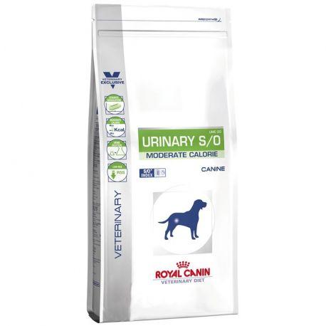 Royal Canin URINÁRIA CÃO N / CALORIE MODERADO 1,5 KG