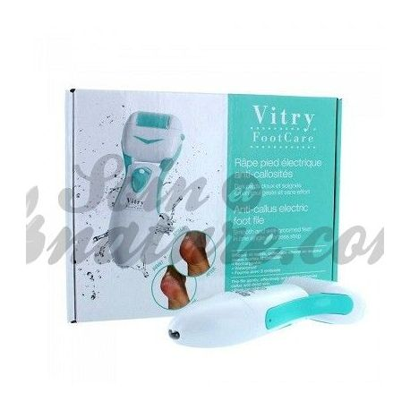 VITRY PIE ESCOFINA FOOTCARE ELÉCTRICA