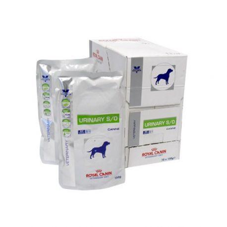 Royal Canin URINARIA S / O DEL CANE 10 BORSE DI 150 G