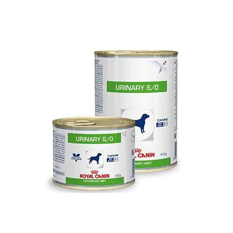 Royal Canin URINÁRIA S / O CANINA 12 latas de 410G
