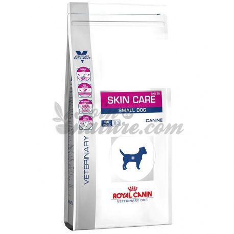 Royal Canin SKIN CARE SMALL DOG ​​CANINE 4KG