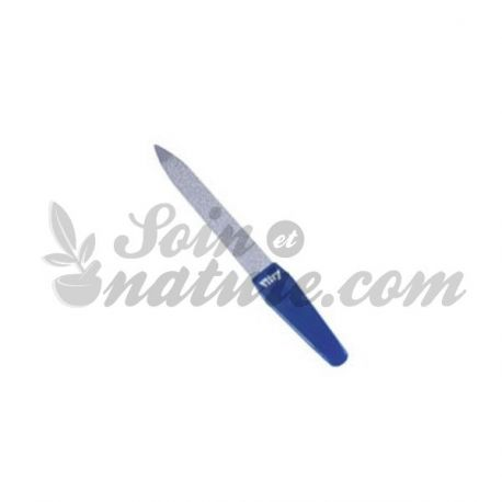 SAPPHIRE VITRY NAIL FILE WITH CASE
