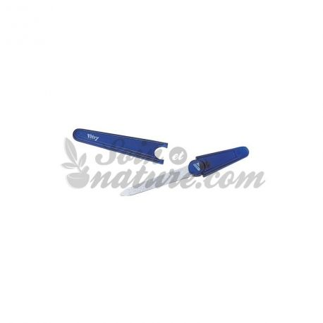 VITRY NAIL FILE SAPPHIRE HOODED