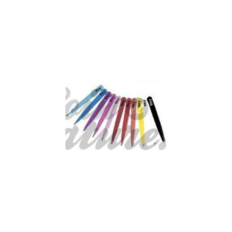 VITRY TWEEZERS MORS Sichttasche COLOR INOX