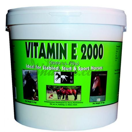 VITAMIN E 2000 BUCKET 10 KG POWDER SEOA