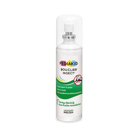 PEDIAKID BOUCLIER INSECT Spray Enfant 100ML