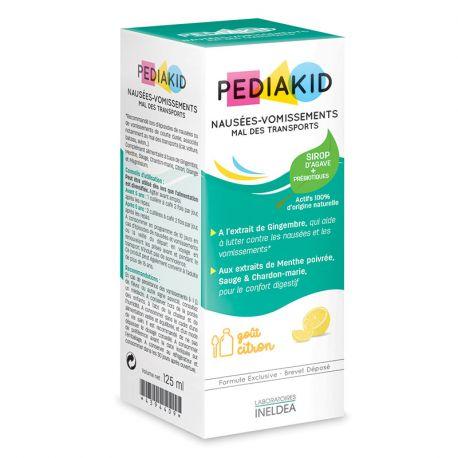 PEDIAKID MAL DES TRANSPORTS SIROP 125ML