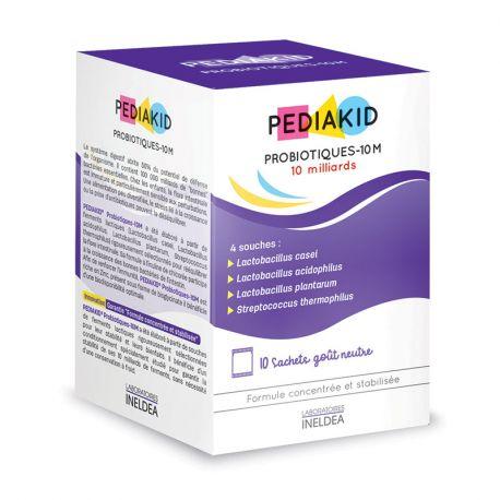 PEDIAKID PROBIOTICS 10M 10 BAGS