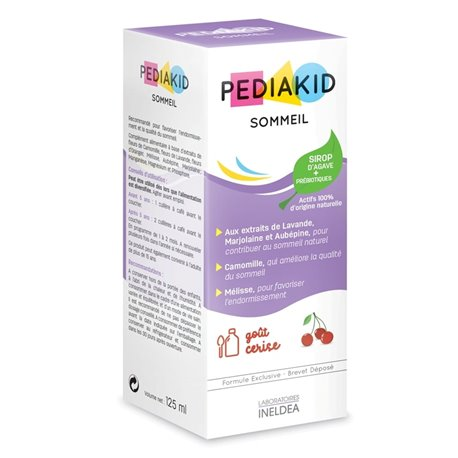 PEDIAKID SLEEP JARABE 125ML