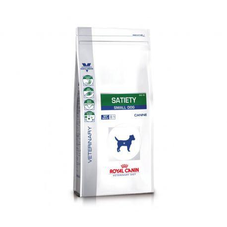 Royal Canin VET DIETA CÃO PEQUENO Saciedade 3,5 kg saco