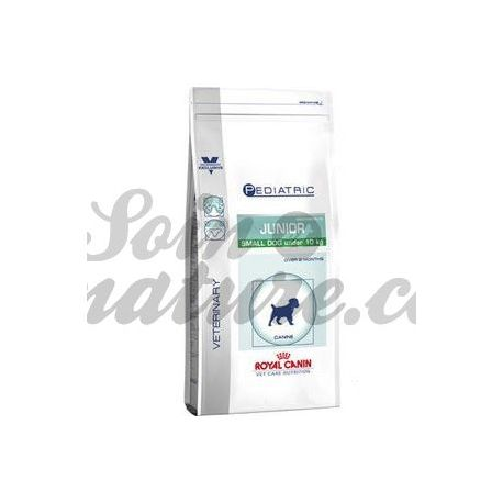 JUNIOR ROYAL CANIN VET CARE NUTRITION SMALL DOG ​​2 KG
