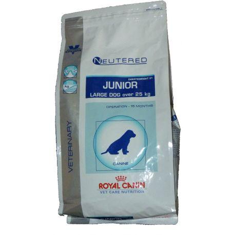 ROYAL CANIN CURES FP NUTRICIÓ neutralitzat JUNIOR LARGE DOG 1 KG