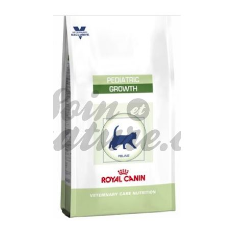 Royal Canin Neutered Cat VET CARE PEDIATRIC GROWTH 4 kg bag