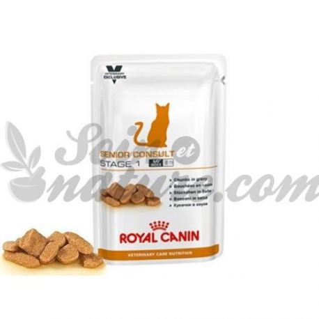 ROYAL CANIN NEUTERED CAT SENIOR STAGE 1 12 SACHETS DE 100 G