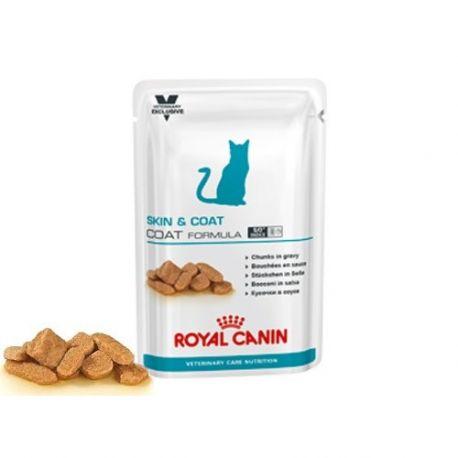 Royal Canin Neutered CAT SKIN COAT 12 BAGS 100 G