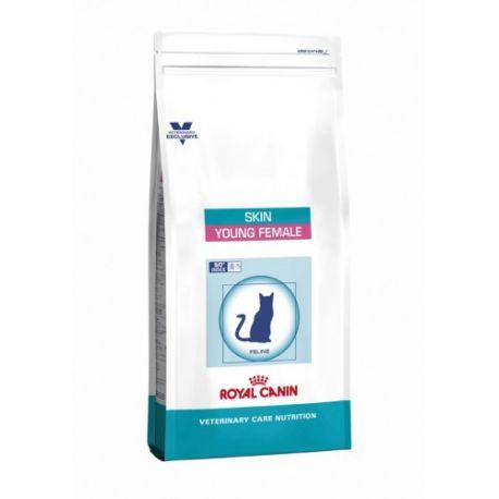 Royal Canin kastrierte Katze SKIN JUNGE FRAU 1,5 KG