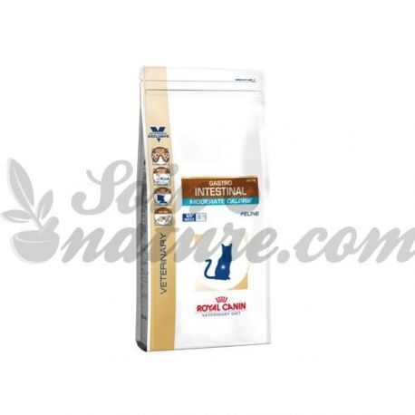 Royal Canin GASTRO INTESTINAL calòrica moderada CAT 2 KG