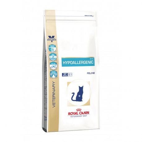 Royal Canin saco dieta hipoalergênica VET CAT 4,5 kg