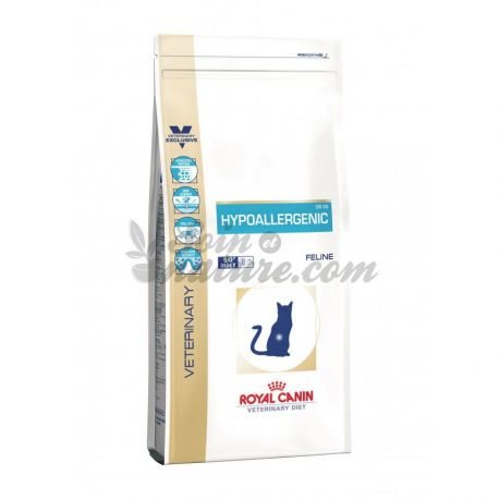 Royal Canin VET DIET HYPOALLERGENIC CAT Sack 4,5 kg
