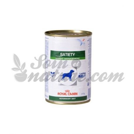 ROYAL CANIN VET DIET DOG SATIETY 12 boîtes de 195 g
