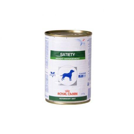Royal Canin VET DIETA CANE sazietà 12 scatole di 195 g