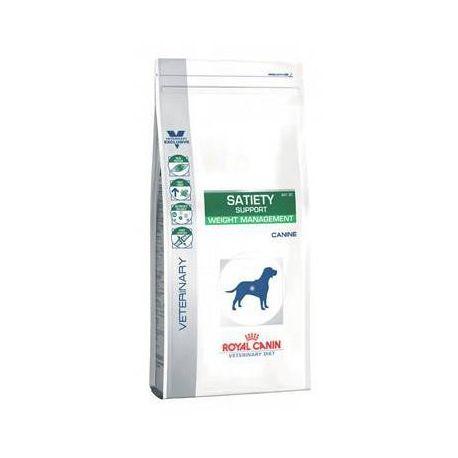 Royal Canin VET saco cão dieta Saciedade 12 kg