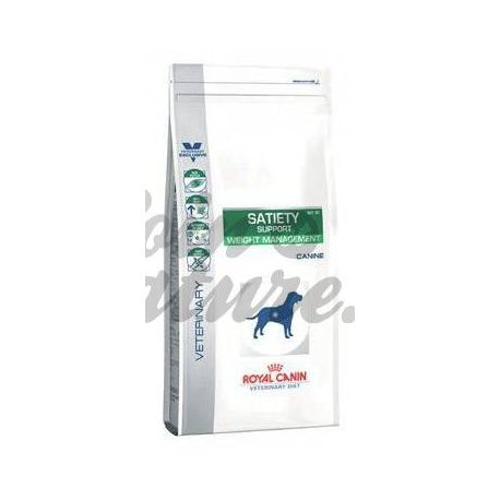 ROYAL CANIN VET DIET DOG SATIETY sac 1,5 kg