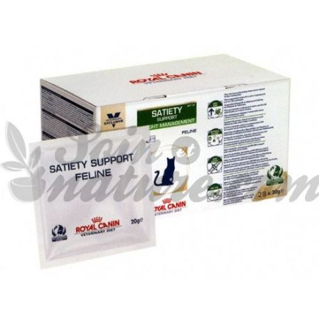 ROYAL CANIN CAT SATIETY SUPPORT 28 SACHETS OF 20 G