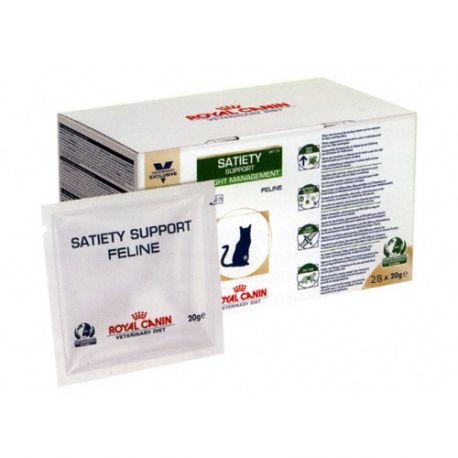 ROYAL CANIN CAT SATIETY SUPPORT 28 SACHETS DE 20 G