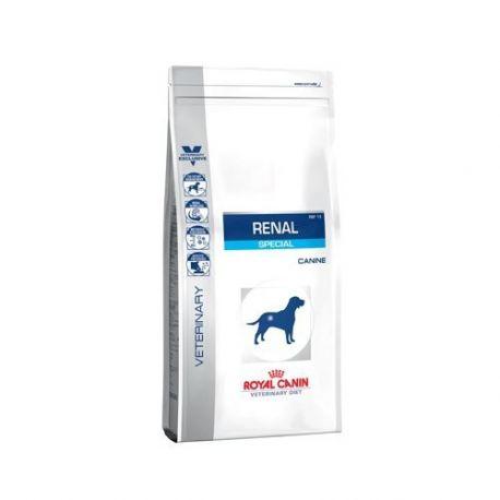 Royal Canin RENAL DOG spezielle Ernährungs VET 2 kg Beutel