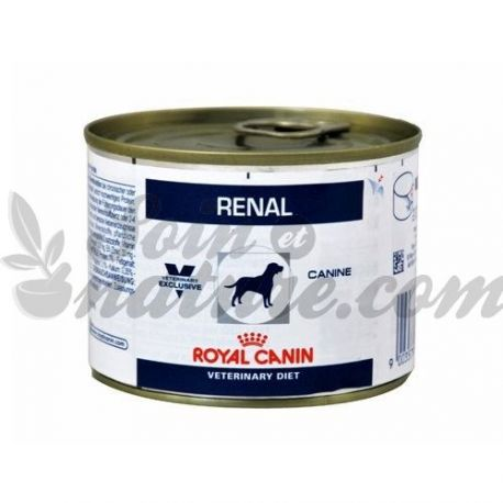 Royal Canin RENAL DOG ​​12 CANS OF 200 G