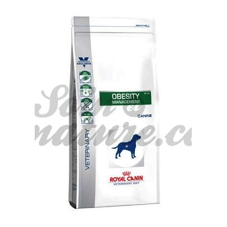 Royal Canin OBESIDAD PERRO DIETA Veterinay 1,5 KG