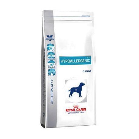 Royal Canin HYPOALLERGENIC CÃO VET DIETA 2 kg saco