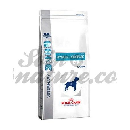 Royal Canin HYPOALLERGENIC DOG VET DIET 2 kg bag