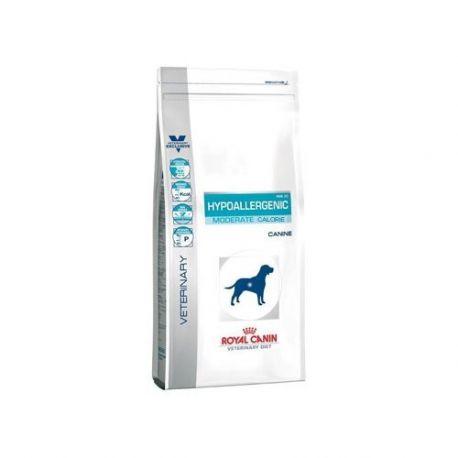 Royal Canin VET HOND hypoallergeen MATIG caloriearm dieet zak 1,5 kg