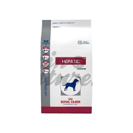 Royal Canin VET DIET DOG HEPATIC 1,5 KG